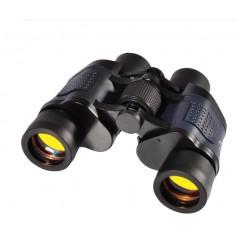 DrPhone 60X60 Zoom HD dag / nacht Verrekijker met Helder Zwak licht & Nachtzicht – Optische telescoop - Zwart