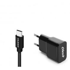 OLESIT 5V 2A 10W. 1 poort USB Oplader UNS-1538 OLESIT Adapter Xiaomi Mi MIX 2 , Mi MIX, Mi A1, Mi Max 2, Mi 6, Mi 5X, Mi