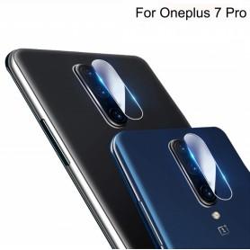 DrPhone OnePlus 7 Pro Camera lens 9H Gehard Glas Screenprotector – Tempered Glass