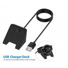 DrPhone G3 Garmin USB Oplaadkabel voor o.a Vivoactive 3/4 / Garmin Venu / /Fenix 5 5S 5X / 6 6S 6X / Forerunner 945/935/245