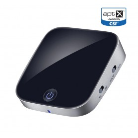 DrPhone Skylink Aptx-HD Bluetooth 5.0 Zender en Ontvanger - Low Latency / Minimaliseer Vertragingen