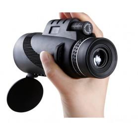 DrPhone - ALPHA1 - Professioneel Handheld Telescoop Lens - 12x50 - Reizen / Kamperen / Jagen / Sporten / Strand/