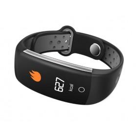 DrPhone Generic6-Zwart - Bluetooth Fitness Tracker