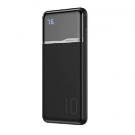 DrPhone Kuulaa Series - Met Display - PowerBank - Accesoires - Compact - Reizen- 2 Usb Poorten