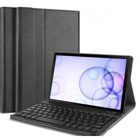 Drphone Smart Keyboard Case KC1 - Galaxy Tab S6 - 10.5 - (Model SM-T860/T865) - zwart