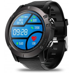 DrPhone BlazeX3 PRO Vibe - Smartwatch – Zwart