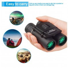 DrPhone® - APEXPro 8x21 Compact Zoom Verrekijker Lange Bereik 1000m - HD Krachtige Mini Telescoop BAK4 Hunting sport Camping
