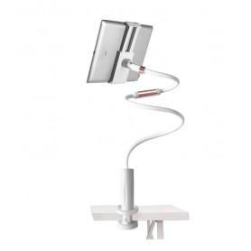 DrPhone 360° Universele tablet Armsteun houder Aluminium tot 12.3 inch - Flexibele tablet Houder - iPad Houder - Roze