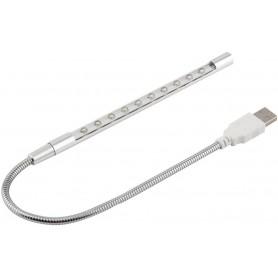 DrPhone Ultra Helder USB LED – USB Licht – Geschikt voor Laptop & Desktop – Zwart