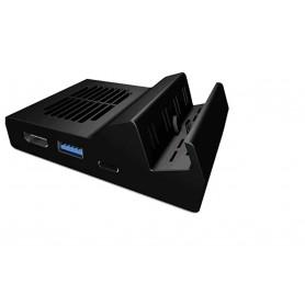 DrPhone Type C naar HDMI Switch – Standaard – 3.1 USB Poort – Type C – Zwart