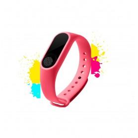 DrPhone KiDsTime Light - Slimme Horloge Voor Kinderen - SmartWatch / Activity Tracker met Hartslagmeter - Roze