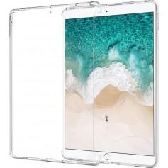 DrPhone iPad Pro 12.9 (2017) TPU hoes - Flexibele Gel Bumper Case – Back cover - Geschikt voor smart cover & keyboard –