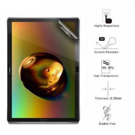 DrPhone Huawei Mediapad M5 Lite 10.1 Screenprotector - krasbestendig - PET Schermfolie (geen tempered glass)