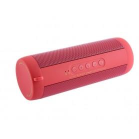 DrPhone T2 Pro® – Draagbare Bluetooth Speaker – BT 5.0 - HD Gesprekken - IP5 Waterdicht – Zaklamp – 10 uur capaciteit – Rood