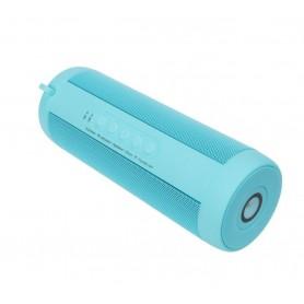 DrPhone T2 Pro® – Draagbare Bluetooth Speaker – BT 5.0 - HD Gesprekken - IP5 Waterdicht – Zaklamp – 10 uur capaciteit – Blauw