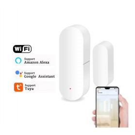 DrPhone® Sense2 - Wifi Deursensor / Raamsensor - Beveiliging met Notificaties - Google Home / Amazon Alexa - Tuya App