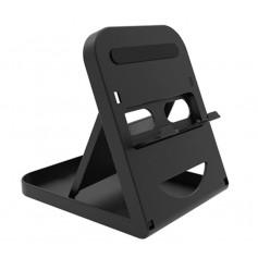 DrPhone N-Switch Stand houder – Opvouwbare standaard - Verstelbare hoeken – 6 standen- Zwart