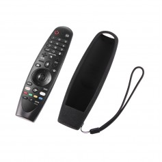 DrPhone LG OLED Magic Remote Afstandsbediening Hoes - Cover voor LG Smart Tv Afstandsbediening AN-MR600 Magic Siliconen Case
