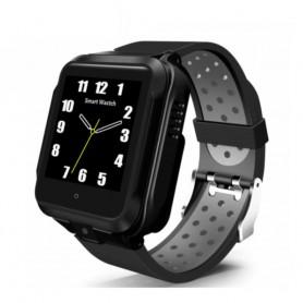 DrPhone 4G Smartwatch - Android 6.0 1 GB/8 GB - Telefoon ondersteuning Vervangbare Band