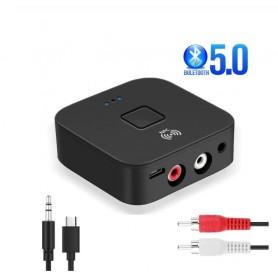 DrPhone DBR1 Bluetooth 5.0 + EDR/Class2 Ontvanger Draadloze Audio Ontvanger Adapter met NFC – A2DP/AVRCP/HFP
