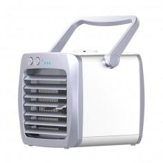 DrPhone AirX - Airco Series - Ventilator + Water tank - Mini Air Conditioner - Elektronische Ventilator - Mini Fan Cooler - Wit