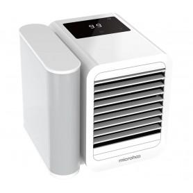 DrPhone – Personal Lucht Verkoeler – ECO – Reis ventilator – Draagbaar – 1000ml Waterreservoir - Wit