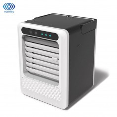 DrPhone AirX5 - Airco Series - Ventilator + Water tank - Mini Air Conditioner - Elektronische Ventilator - Mini Fan Cooler - Wit