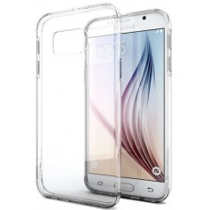S6 Crystal Clear Transparante Ultra Dun Premium Case