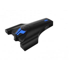 DrPhone TMA Toetsenbord- en Muis Adapter Converter voor Xbox One PS4 PS3 Nintendo Switch & PC met 3,5 mm aansluiting – Zwart