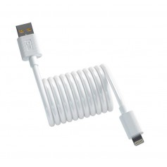 DrPhone DM Series - Lightning 8-Pin Oplaadkabel + Datakabel - Extra Stevig - 1M - Laadkabel Voor Apple iPhone / iPad en Airpods