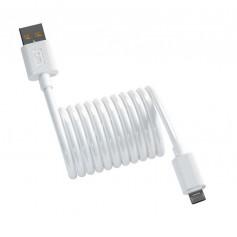 DrPhone DM Series - MICRO USB 2.4A Oplaadkabel + Datakabel - Extra Stevig - 1M - Laadkabel - Smartphone en Tablet - 1 Meter
