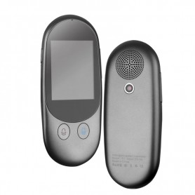 DrPhone WorldVoice - Slimme Vertaler - Wifi + Hotspot - Real-Time Offline Vertaling 50 + Talen 150H Standby + Ruisonderdrukking