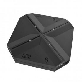 DrPhone MK1 Toetsenbord Muis Converter Gamepad Controller Adapter Ondersteuning voor PS4 Xbox One/Switch