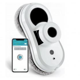 DrPhone X5 - Robot Glazenwasser - Slimme Robot in Huis voor o.a. Glas / Marmer en Hout - Inclusief APP voor IOS / Android