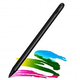 DrPhone® Ultima2 Zwart - Magnetisch Actieve Stylus Pen - Compatibel met iPad Pro / iPad / iPad Mini / iPad Air (2018-2020)
