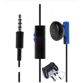 DrPhone PS4 oortje – Earphones – PS4 – Multi Use – 3.5mm Jack – AUX – Gaming Inearphones – Met Microfoon –