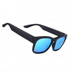 DRPHONE Blue Glasses - 5.0 3 IN 1 - Bluetooth - Smart – Sport - Hoofdtelefoon Zonnebril -