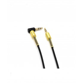 DrPhone Universele Auto Aux Audio Kabel Met 90 Graden Hoek 3.5mm Jack Male Naar Male HIFI Stereo Audio Kabel