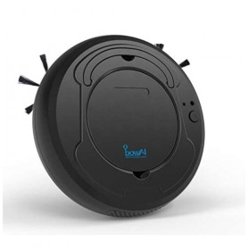 DrPhone Bowal Automatic Robot Vacuum Cleaner – Automatische stofzuiger – Robot - Housecleaner – Thuis Stofzuiger -