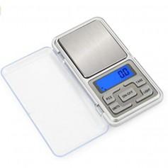 DrPhone PS1 - Pocket Scale – Mini weegschaal – 100g 200g 300g 500g – Elektronische weegschaal