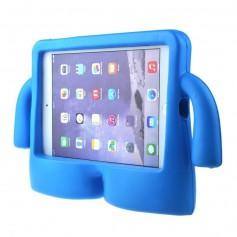 DrPhone KC Kinder Hoes Apple iPad Mini 4/5 Schokbestendig met stevig EVA-schuim – Blauw