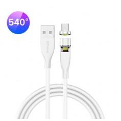 DrPhone OMNIA 540° - Micro USB Magnetische Oplader 9V 2A (Qualcomm Compatibel) MICRO USB kabel – Premium Oplaadkabel
