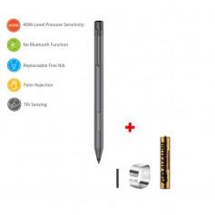 DrPhone - Actieve Stylus Pen - Voor Microsoft Surface Pro 4, 5, 6,7 - Drukgevoelige Pen - Stylus Pen Surface Book Laptop - Zwart