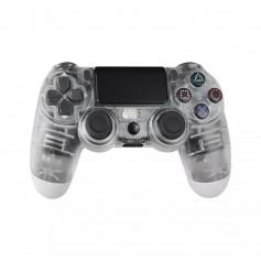DrPhone INFIX - Wireless Controller Doubleshock 4 voor Playstation 4 / PS4 - Metal Gray