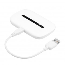 DrPhone WMW Series – Draadloze WiFi Adapter – Fast Download – Fast Upload - Wireless Internet – Batterij - Wit