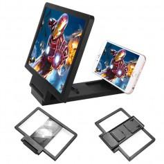DrPhone Li9 - Scherm Vergrootglas - 3D Vergroter - Video Versterker -Projector Beugel – Holder