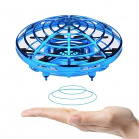 DrPhone - UFOX - Speelgoed Drone voor Jong en oud - Bedienen met Handgebaren - Schockbestendig en Veilig - Kids Drone
