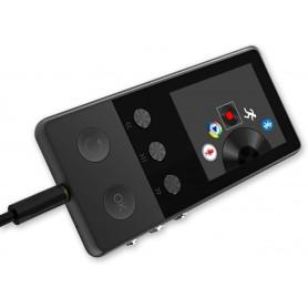 DrPhone DM2 Digitale Muziekspeler - HiFi- MP3-Speler - Zilver
