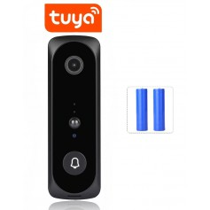 DrPhone LM1 Smart Video Deurbelcamera – Smart Life / TUYA / Google Assistant / Alexa - 1080P