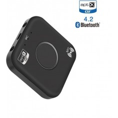DrPhone Skylink VX - AptX Bluetooth-ontvanger 4.2 & Bluetooth-audioadapter + NFC -2x Aux 3.5mm